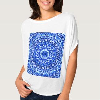 T-Shirt Mandala Mehndi Style G403