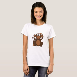 T-SHIRT MONKEY (TO LIE DOWN JUNGLE)