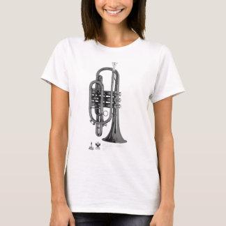 T-shirt Music_Cornet_01
