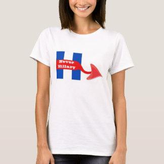 T-Shirt Never Hillary