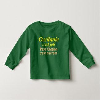 t-shirt Occitanie c'est joli