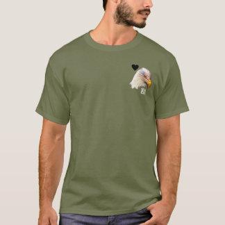 T-shirt of 2nd BCT/502nd Infantry Regiment - M1