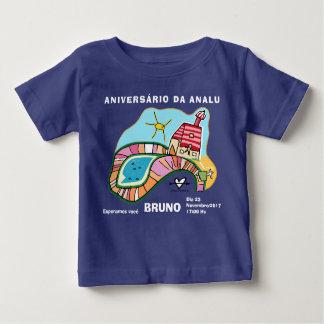 T-shirt of ANNIVERSARY