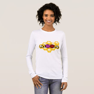 T-shirt of long sleeve of Beautiful+Canvas for