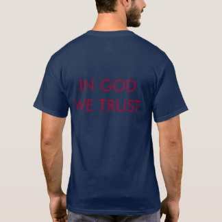 T-shirt of the United States