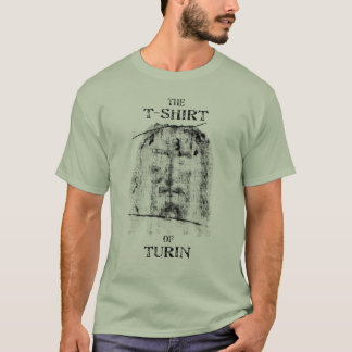 T-Shirt of Turin