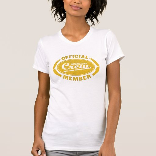 T-shirt officiel de membre