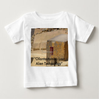"T-Shirt ""Ollantaytambo Lost Alien Technology"""