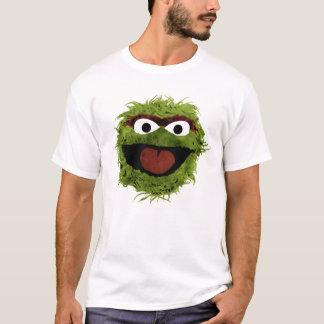 T-shirt Oscar la tendance d'aquarelle du rouspéteur |