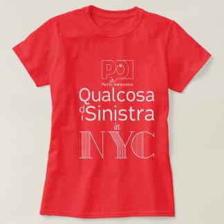 T-shirt PD New York