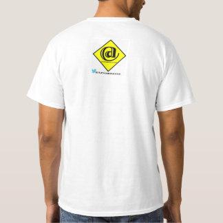 T-shirt Pedestrian Burglarized