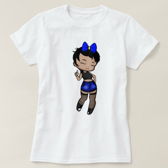 T-shirt Personalized Personage