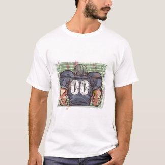 T-shirt personnalisable de postérieur