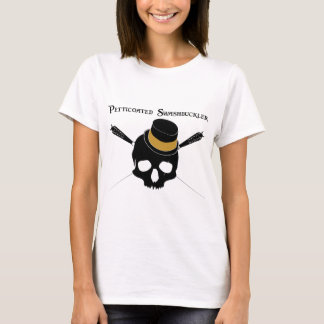 T-Shirt Petticoated Swashbuckler