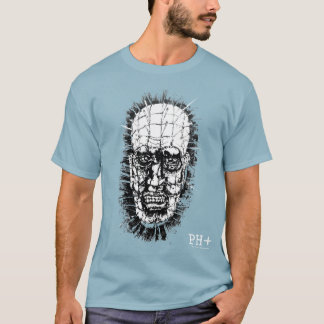 """T-shirt """"PH +"""" by Alpaca Kitchen gardens."""