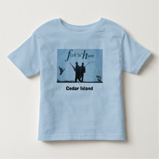 t-shirt photo, Cedar Island