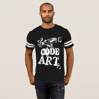 T-shirt - PHP Mastering the CODE ART