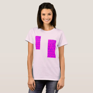 T-shirt PinkDouble
