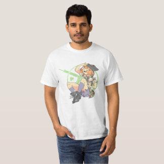T-shirt Plaine de Troublesmaker (peu d'Armalite)