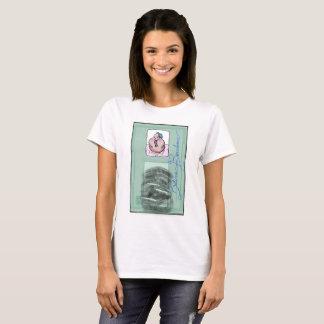 "T-shirt ""Politics of the Identity"" Betine Bonbon ♀"