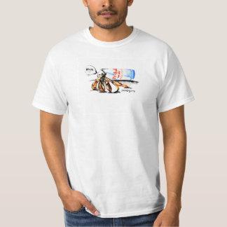 """T-shirt poopy de crabe de """"humph"""" d'ermite"""