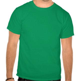 T-shirt potable irlandais d'équipe de Lynch