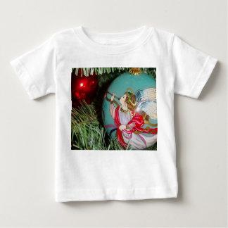 T-shirt Pour Bébé Ange de Noël - art de Noël - décorations d'ange