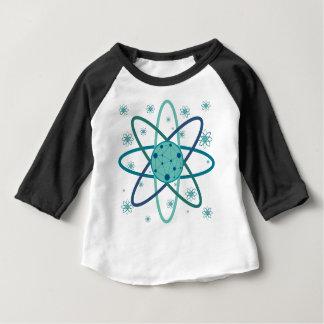 T-shirt Pour Bébé Atome