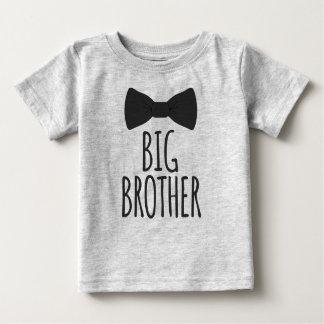 T-shirt Pour Bébé Frère Bowtie