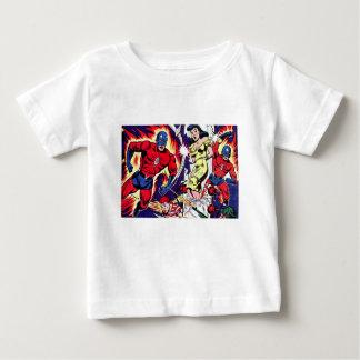 T-shirt Pour Bébé Homme de torche et garçon de torche