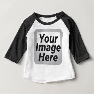 T-shirt Pour Bébé Paysage marin de tournesol