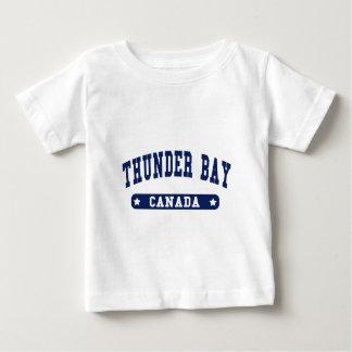 T-shirt Pour Bébé Thunder Bay