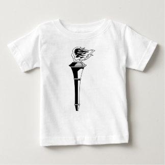 T-shirt Pour Bébé Torche
