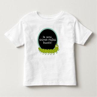 T-shirt Pour Les Tous Petits grand frère