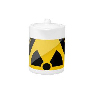 T Shirt Radiation_Hazard_Warning_