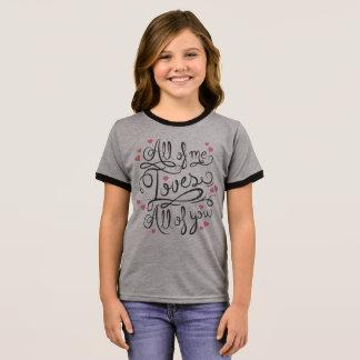 T-shirt Ras-de-cou Chemise inspirée lunatique de sonnerie de la