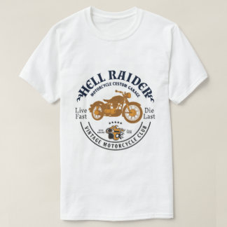 T-shirt Rell Rider