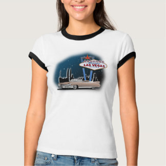 t-shirt,retro car, las vegas,cadillac T-Shirt