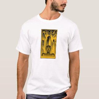 T-shirt Robot de métropole