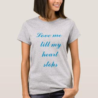 T-shirt Romantic Logo Design