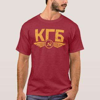 T-shirt russe d'emblème de KGB