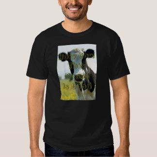T-shirt saint de vache
