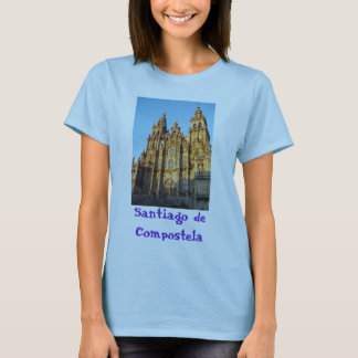 T-shirt Santiago de Compostela