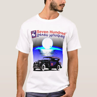 T-shirt Seven Hundred series Cars