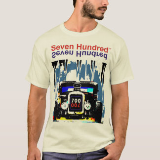 T-shirt Seven Hundred series Cars