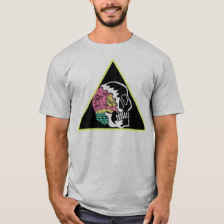 T-shirt short sleeve man Skull