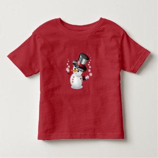 T-SHIRT SNOWMAN 3. FashionFC