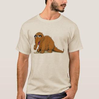 T-shirt Snuffleupagus vintage