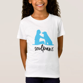 T-Shirt SoulPaws badine la chemise