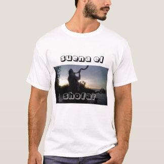 T-shirt Sounds the Shofar